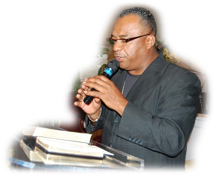 Pastor Stanley Hayes
